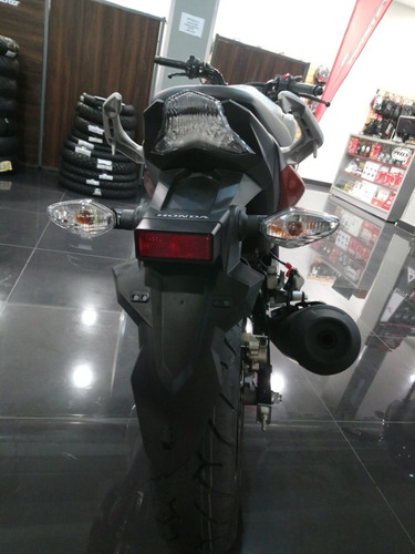 honda cb 250 twister - 0 km - blanco - expomoto