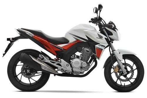 honda cb 250 twister 12 ctas $13716 moto roma