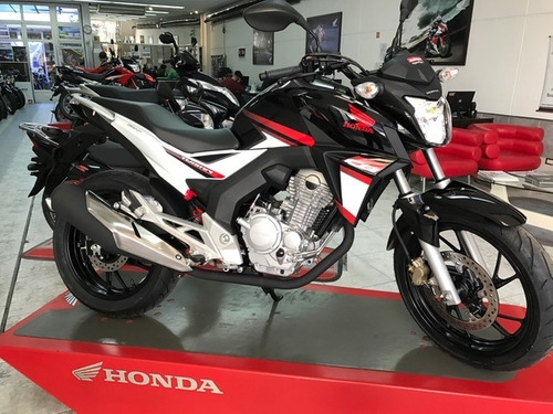 honda cb 250 twister blanca 2018 0km avant motos