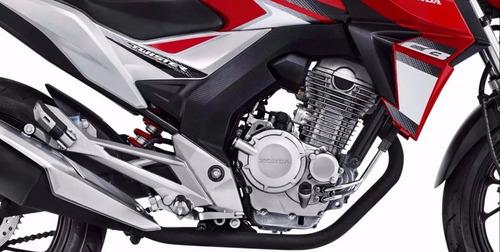 honda  cb 250 twister cbx 0km financiala centro motos