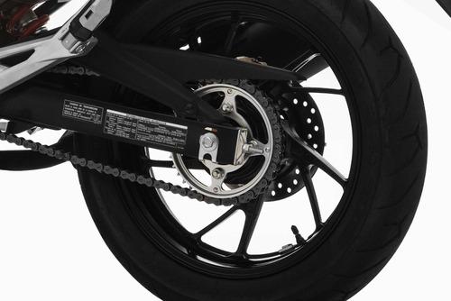honda cb 250 twister negra performance bikes