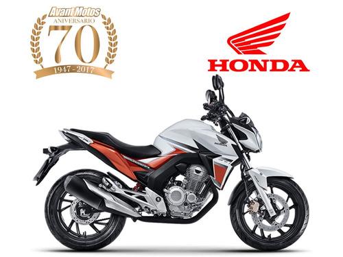 honda cb 250 twister nueva negra roja blanca avant motos