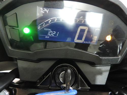 honda cb 250f twister 2019 c/ 1.021 mil km