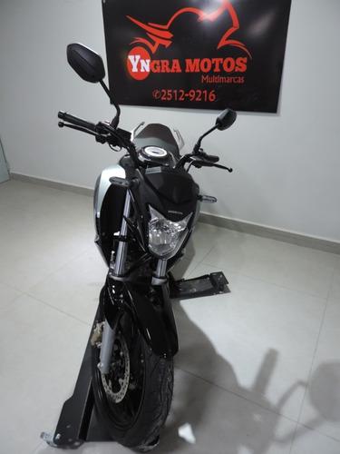 honda cb 250f twister 2019 c/ 306 km