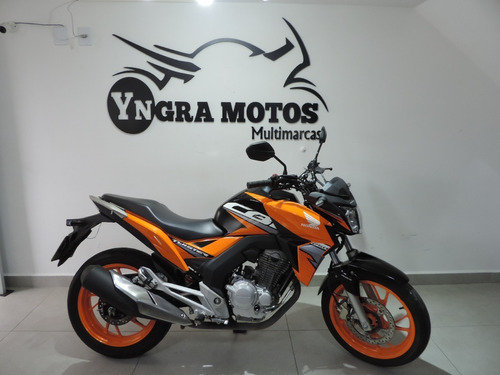honda cb 250f twister c/ abs 2019 flex
