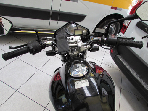 honda cb 300 2011 preta