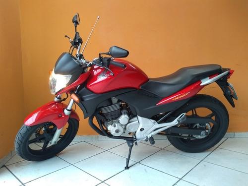 honda cb 300 r 2010 vermelha