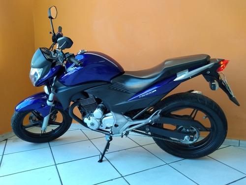 honda cb 300 r 2011 azul
