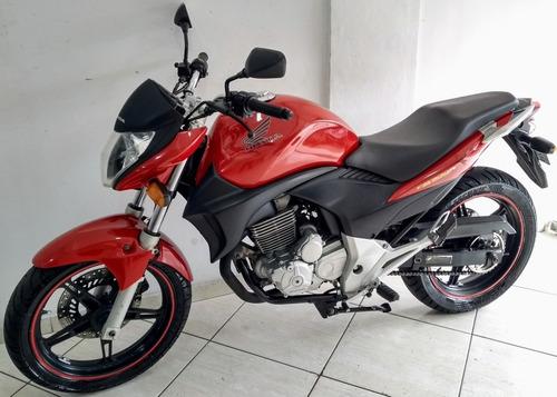 honda cb 300 r 2012 vermelha
