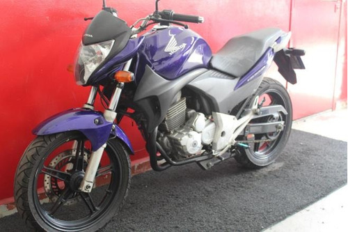 honda cb 300 r cb300r cb 300r 2011 azul