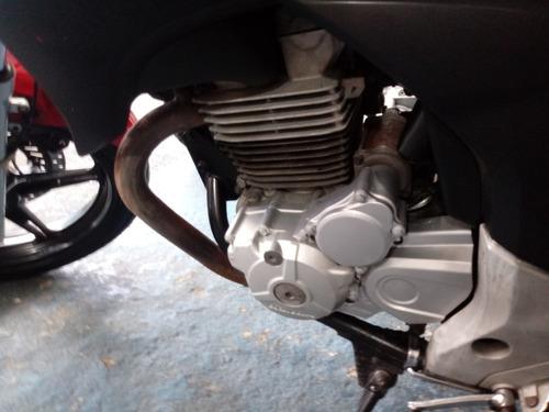 honda cb 300 r freio a disco dianteiro e traseiro