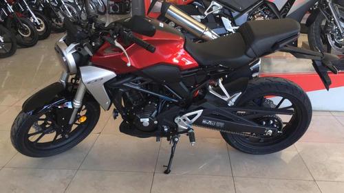 honda cb 300 r nueva 2019 0 km moto sur bordo negra