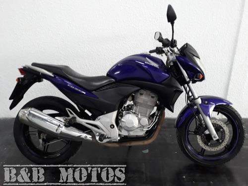 honda cb 300r 2011 azul n cb 500 fazer 250 next 250