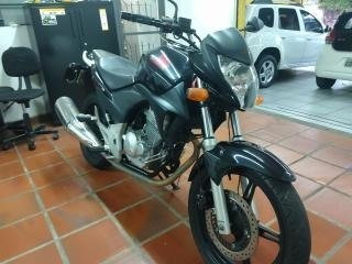 honda cb 300r  2011 u.dono manual + chave res + revisada