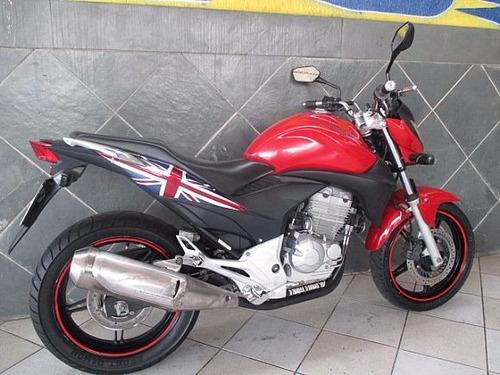 honda cb 300r 2012