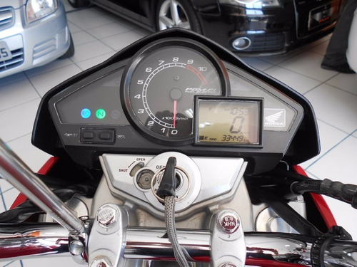 honda cb 300r  ano: 2010