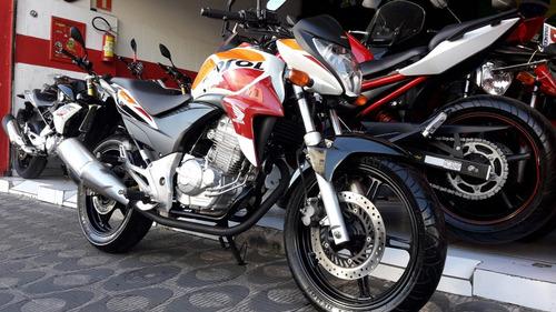 honda cb 300r ano 2014 repsol shadai motos