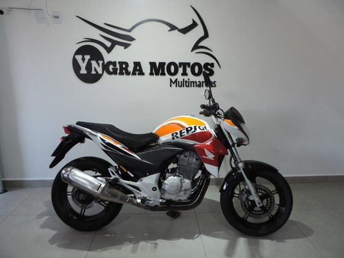 honda cb 300r limited repsol 2014 nova