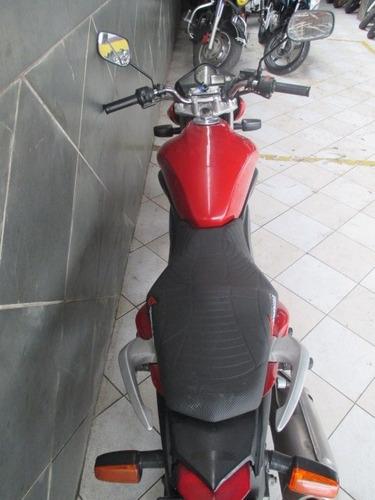 honda cb 300r vermelha 2012