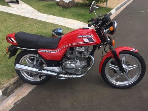 honda cb 400 - 1982 - japa