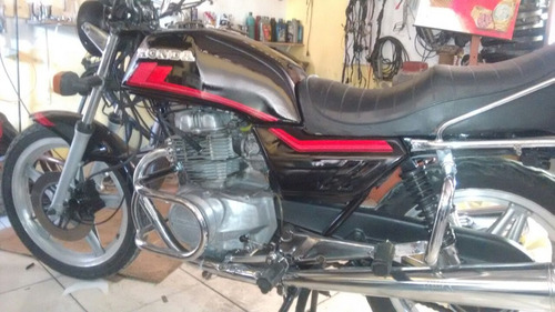honda cb 400 custom