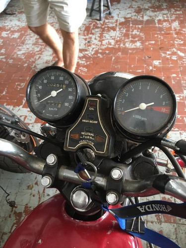 honda cb 400 four 1975/ mais peças