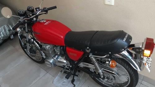 honda cb 400 four ss