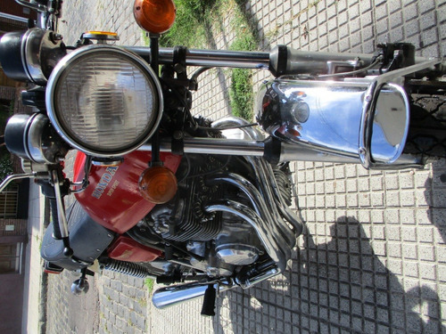 honda cb 400 four super sport  1975