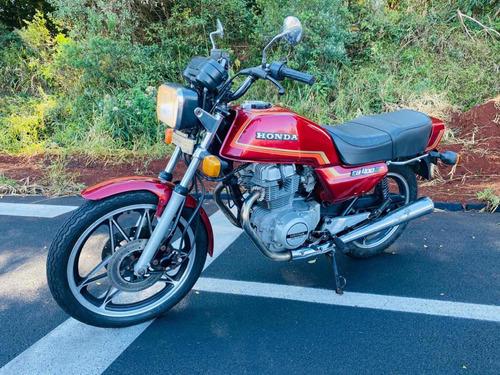 honda cb 400 ii 1983