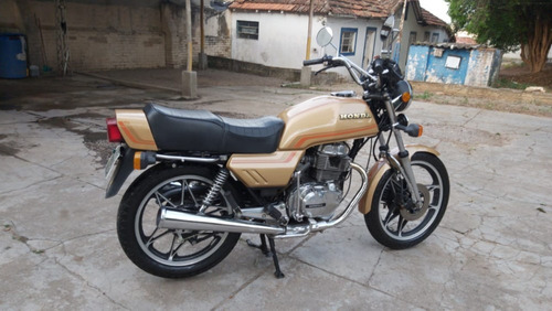 honda cb 400 ii 1983 raridade