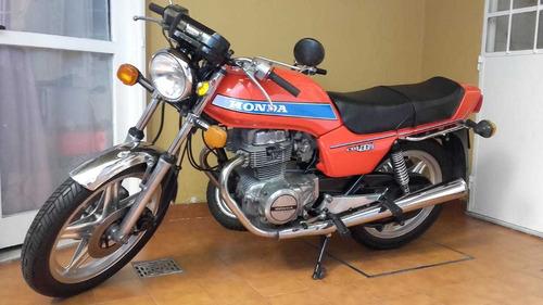 honda cb 400 n año 1979 titular