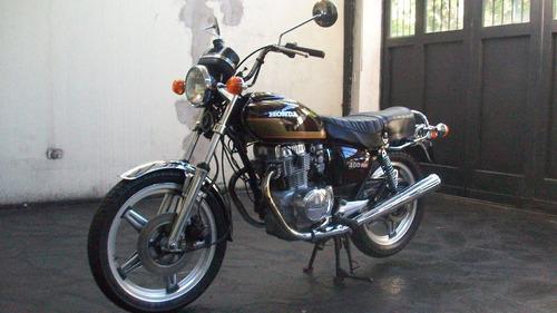 honda cb 400 twin unica original