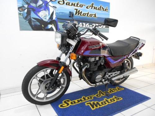honda cb 450 dx 1991/1992 55.000kms