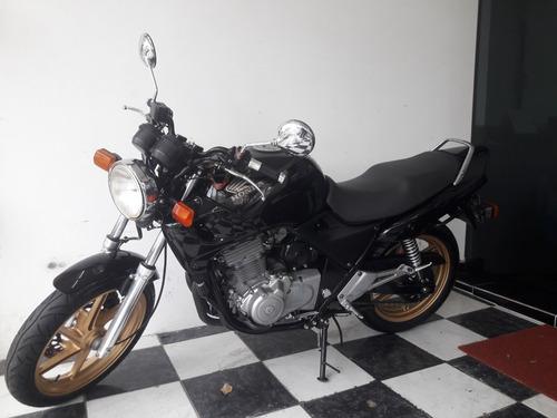 honda cb 500 1999 preta tebi motos