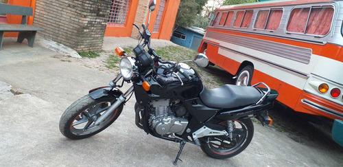 honda cb 500 2001