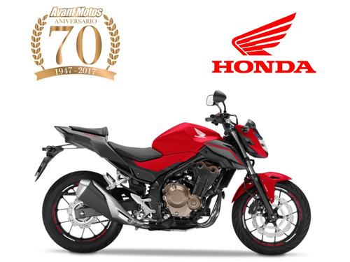 honda cb 500 f 2017 0km avant motos