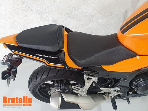 honda cb 500 f abs laranja