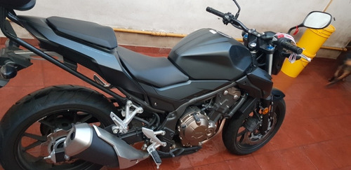 honda cb 500 f impecable!!