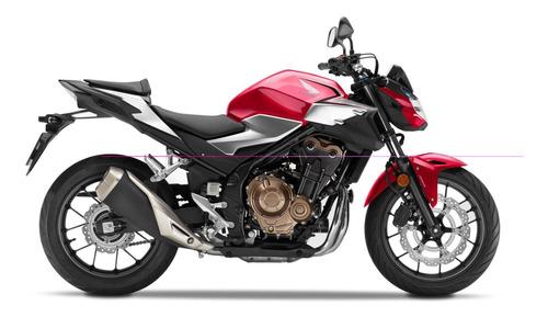 honda cb 500 f naked...okm dolar oficial centro motos