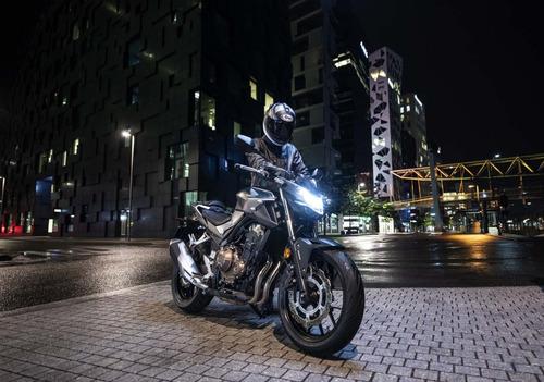 honda cb 500 f okm oferta contado centro motos