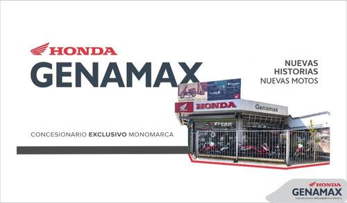 honda cb 500 x nuevo modelo en genamax!