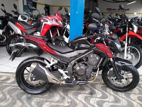 honda cb 500f abs 2019 moto slink