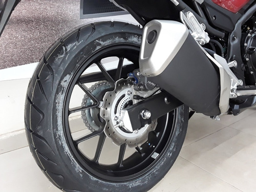 honda cb 500f freios abs - painel digital - led - vd/troco
