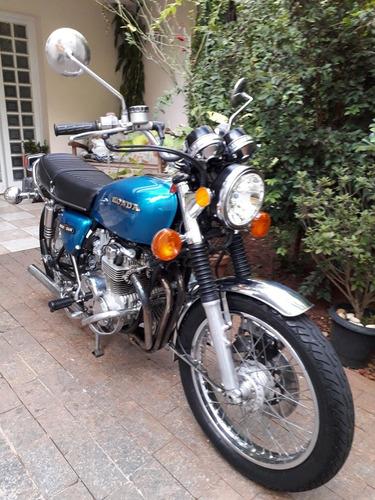 honda  cb 550 four 1976