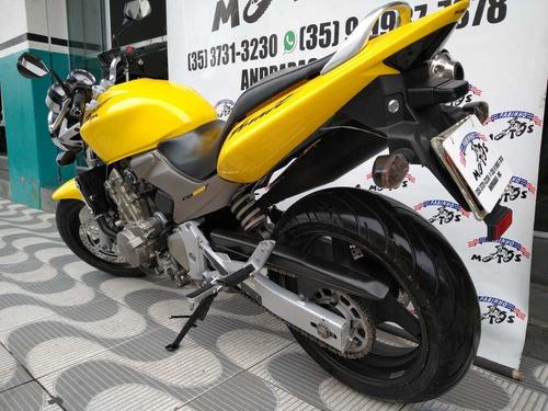 honda cb 600 f hornet 2006 amarela novíssima!!!