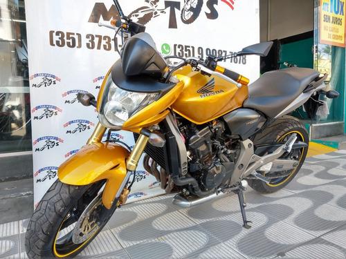 honda cb 600 f hornet 2009 amarela novíssima!!!