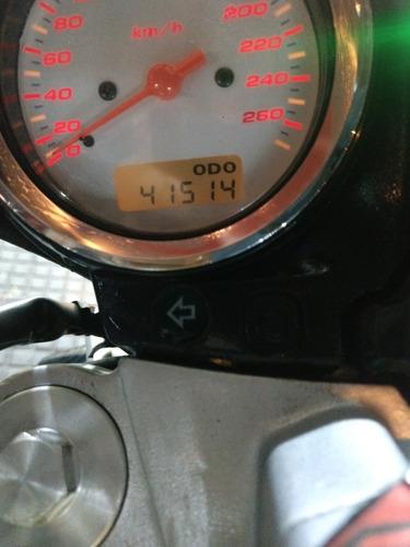 honda cb 600 hornet 2006 41,000 km financiamos ate 36x