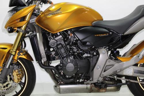 honda - cb 600f hornet - 2009 amarela