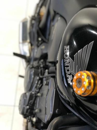 honda cb 600f hornet 2012 20.000km - manual+chave reserva
