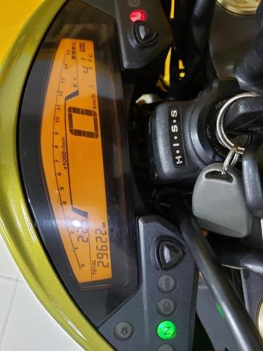 honda cb 600f hornet ano 2012 km 28.000